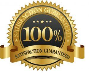 100 guarantee seal 1