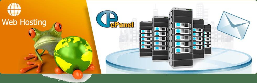 webhosting service banner