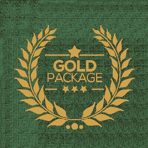 Gold Package KJPROWEB