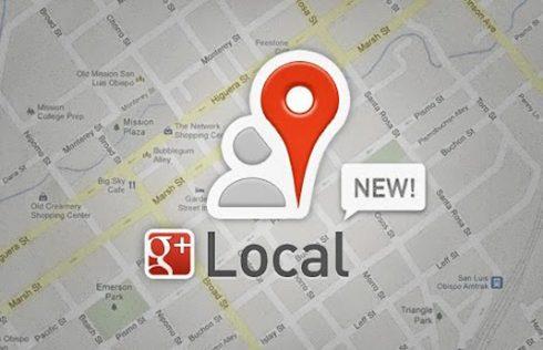 google plus local banner
