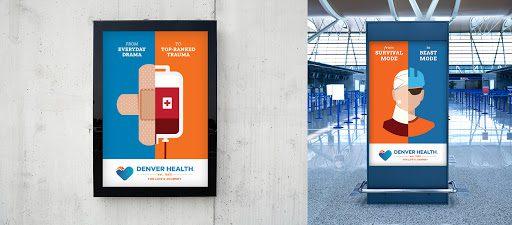DH ad campaign