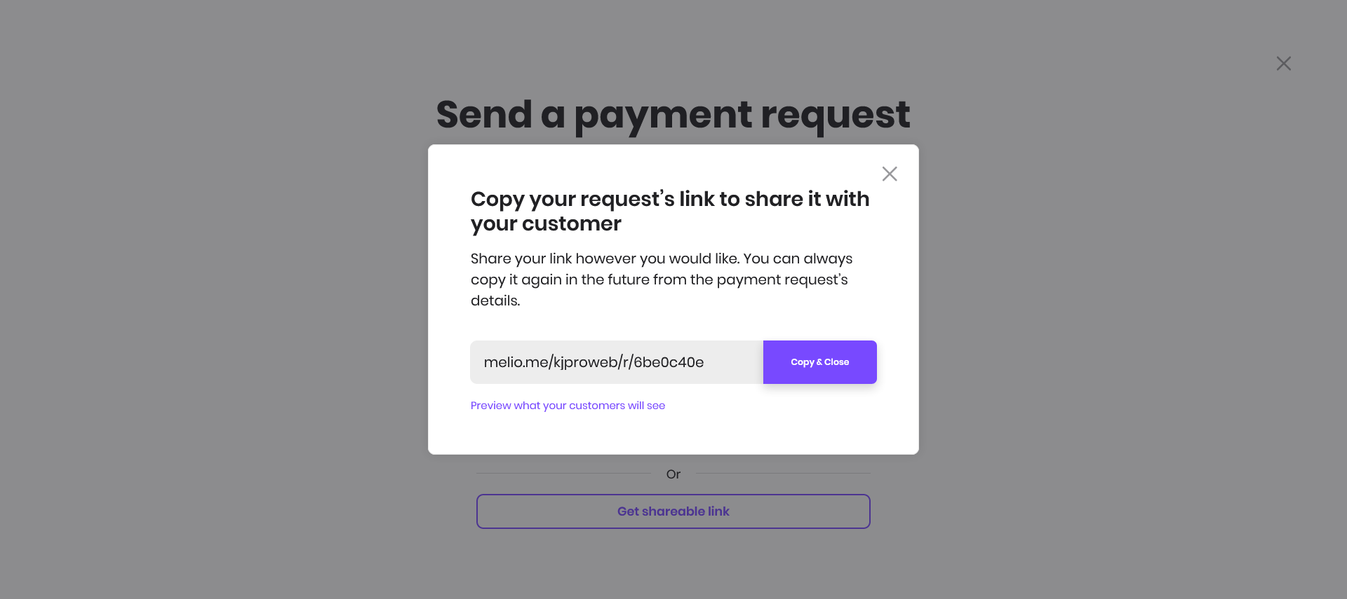 Heres What a Request For Payment Link Looks Like part I 1