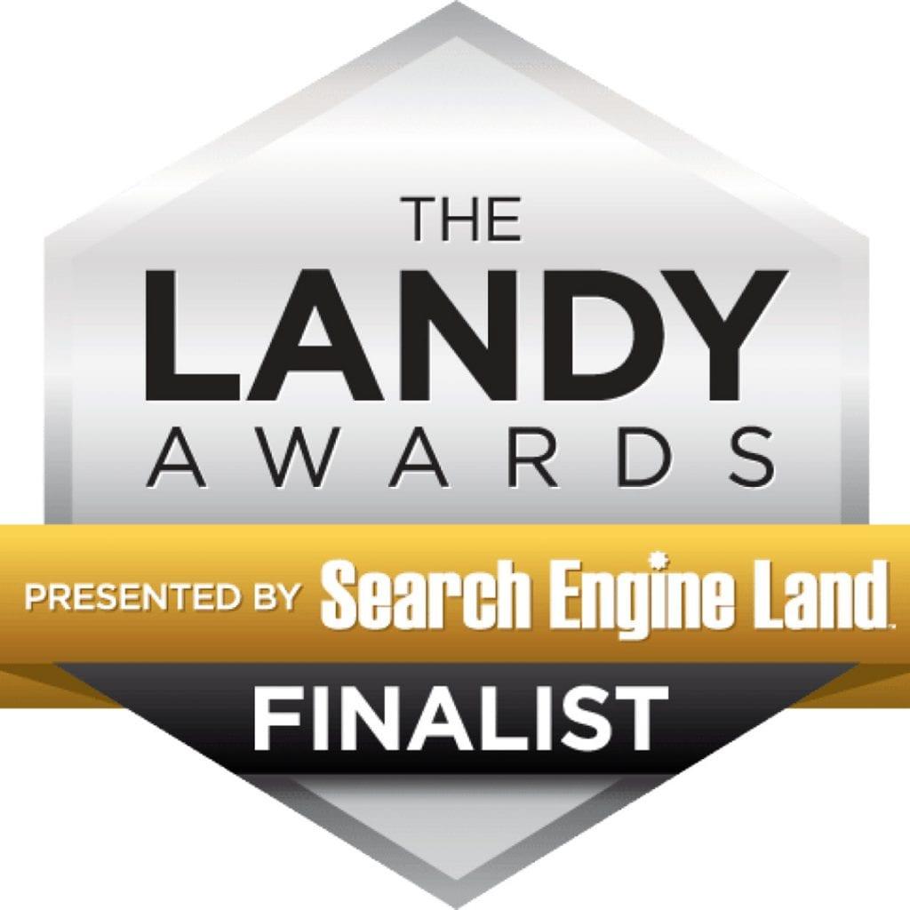 Landy Award by Search Engine Land