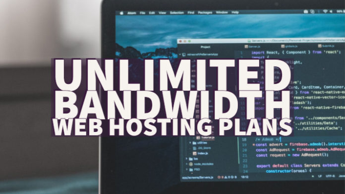 Unlimited Bandwidth Web Hosting Plans 696x391 1